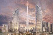 Najwyższy wieżowiec świata w Dubaju