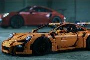 Porsche 911 GT3 RS z… Lego