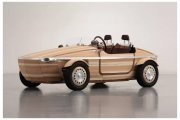 Koncepcyjna Toyota z drewna