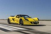 Najszybsze kabrio świata - Hennessey Venom GT Spyder