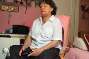 Babcia Bogusia pyka na konsoli
