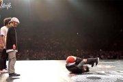 Epicki breakdance!