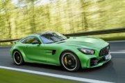 Mercedes AMG GT R – zielona strzała