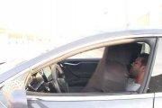 Niewidzialny kierowca Tesli