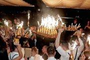 Rosyjscy piłkarze świętują przegrane Euro. Hajs sięzgadza...