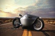 Motocykl bardzo radykalny