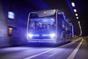Autonomiczny autobus przyszłości od Mercedesa