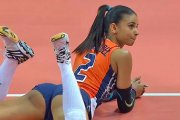 Miss siatkarek - Winifer Fernandez