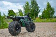 Motocyklowe monstrum z Rosji
