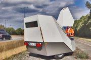 Kuloodporny radar Terminator
