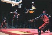Slamball - koszykówka ekstremalna