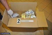 28 kg marihuany w paczkach z chipsami