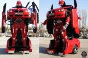 Prawdziwy Transformer