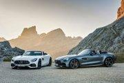 Obłędne kabriolety AMG rzucają wyzwanie Porsche