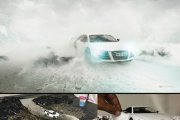 Niezwykła sesja Audi