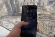 Ten gość zrzucil iPhone'a 7 Plus z najwyższego budynku na świecie