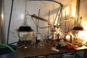 Mobilne laboratorium amfetaminy uziemione pod Warszawą