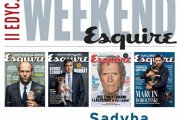 II edycja Esquire Weekend w Sadyba Best Mall