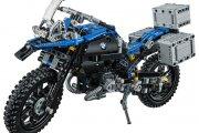 BMW od Lego – to jest najlepszy motocykl na zimę!