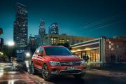 Volkswagen Tiguan - idealny na randkę nad morzem