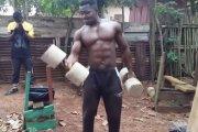 Afrykańska siłownia bez wymówek