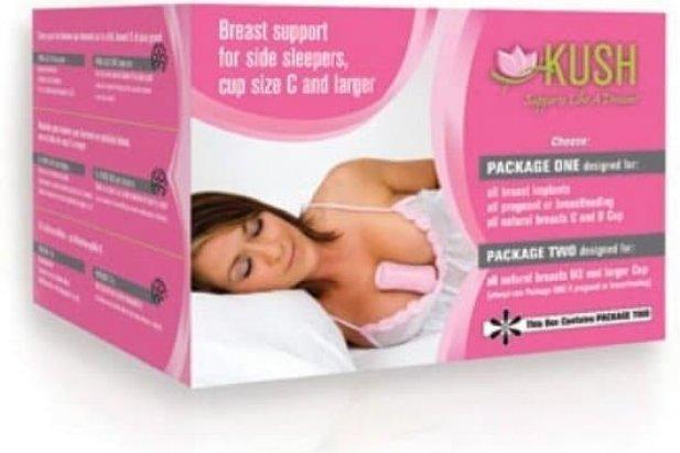 Ta poduszka sprawi, że w nocy piersi nie będą się dotykać. Faceci spełniają tę funkcje od lat i nie chcemy, żeby to się zmieniło.