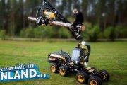 Ujeżdżanie drzew tylko w Finlandii
