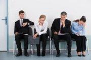 Top 5 błędów podczas rozmowy o pracę