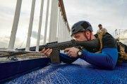 Szkolenie ochroniarzy statków