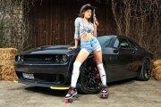 Test CKM: Dodge Challenger SRT Hellcat