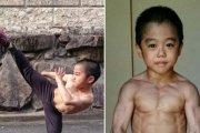 Mały Bruce Lee