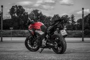 CKM testuje - Honda CB500X