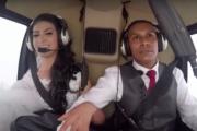 Zginęła w wypadku helikoptera lecąc na swój ślub