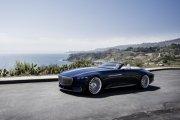 Piękna bestia – Mercedes-Maybach Vision 6 Cabrio