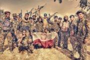 Gniew Archera. Polak na wojnie w Syrii