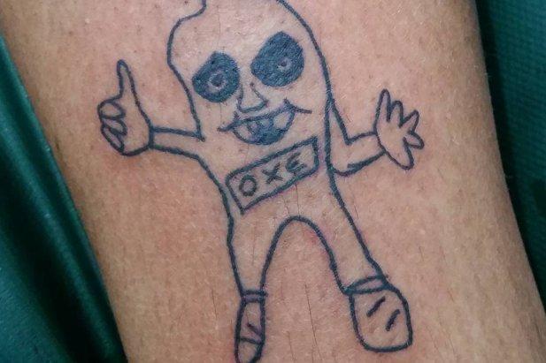 Najbrzydsze tatuaże na świecie
