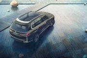 X7 – nowy, ogromny SUV od BMW