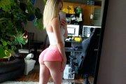 Seksowna gamerka – Lisa Peachy