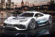 4 silniki i 1000 KM – oto nowy Mercedes-AMG Project ONE