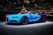 Nowy rekordzista świata w przyspieszaniu – Bugatti Chiron