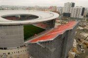 Tak się buduje stadion po rosyjsku