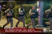 Strzelanina w Las Vegas - najkrwawszy atak w historii USA