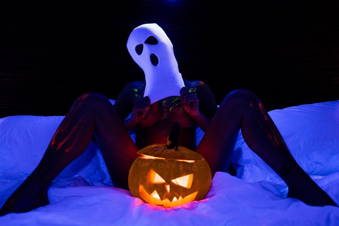 Seksowne Halloween