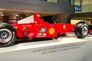 Bolid Schumachera sprzedany za równowartość ceny 5330 Fiatów Multipla