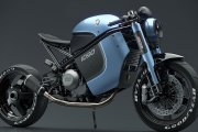 Motocykl od Koenigsegga