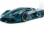 Lamborghini Terzo Millenio – nowy samonaprawiający się hipersamochód
