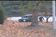 Ucieczka żołnierza z Korei Północnej – pościg, strzały, nagrania noktowizyjne [WIDEO]