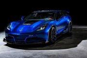 800-konna elektryczna Corvette