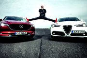 Starcie SUV–ów: Mazda CX–5 kontra Alfa Romeo Stelvio
