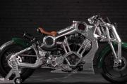 Curtiss Warhawk – motocykl inspirowany myśliwcem z czasów II wojny światowej